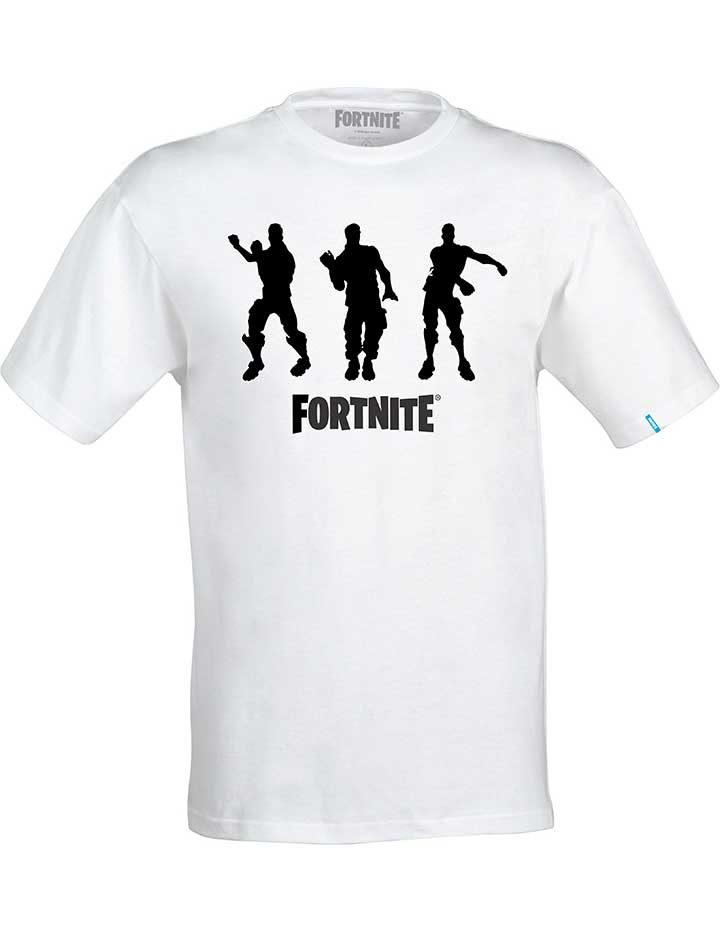 Fortnite Emote T-shirt Fresh Tidy Floss South Africa