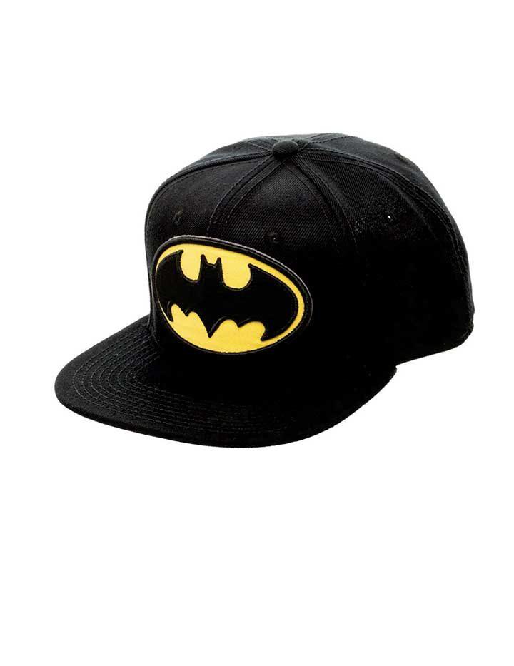 Batman Logo snapback cap