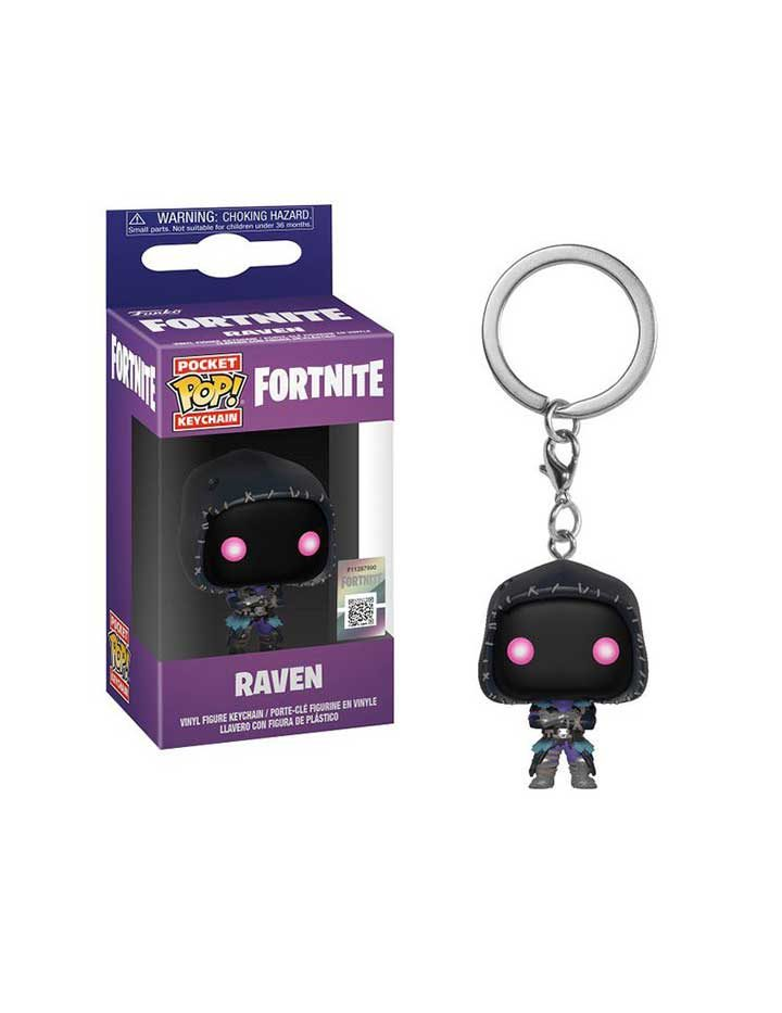 Funko Pocket Pop! Keychain - Fortnite Raven
