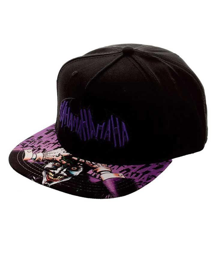The Joker snapback cap