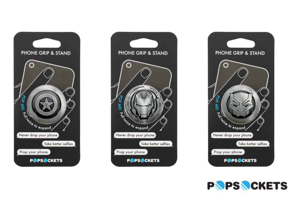 marvel popsockets