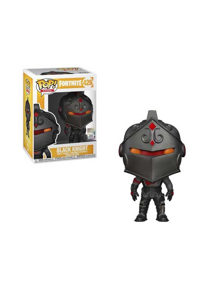 FUNKO POP!:FORTNITE-BLACK KNIGHT COLLECTIBLE FIGURINE