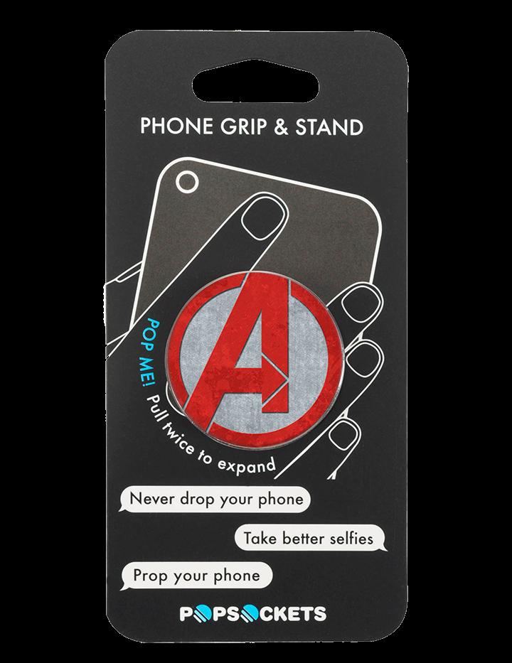 PopSocke Avengers Logo Marvel Phone Grip and Stand
