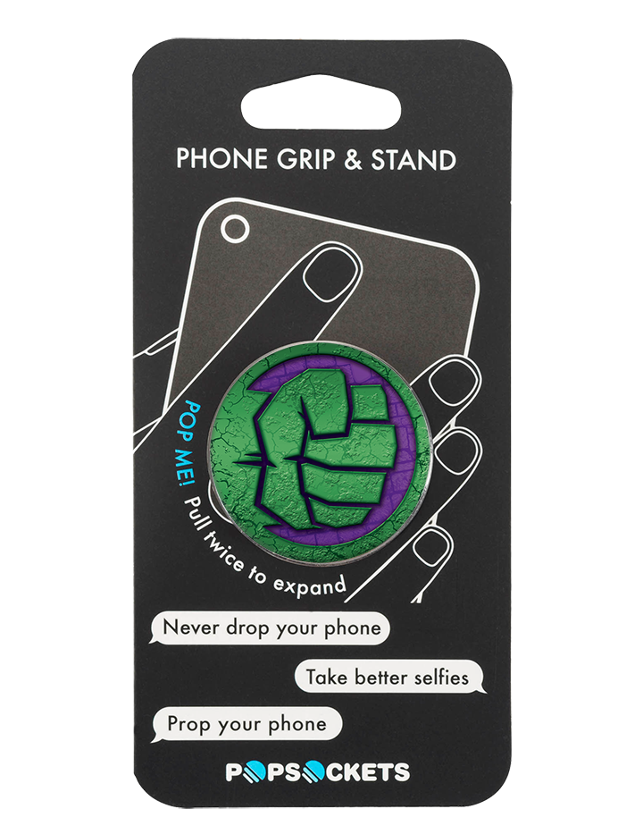 PopSocket Hulk Fist Avengers Marvel Phone Grip and Stand