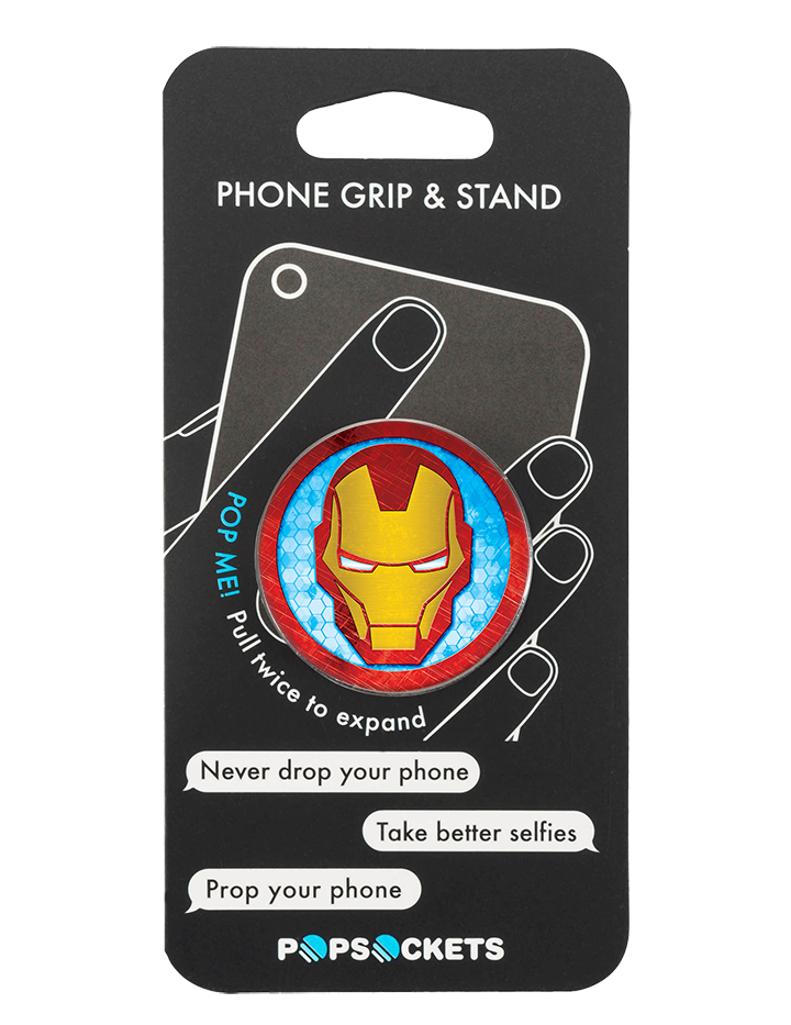 PopSocket Iron Man Avengers Marvel Phone Grip and Stand