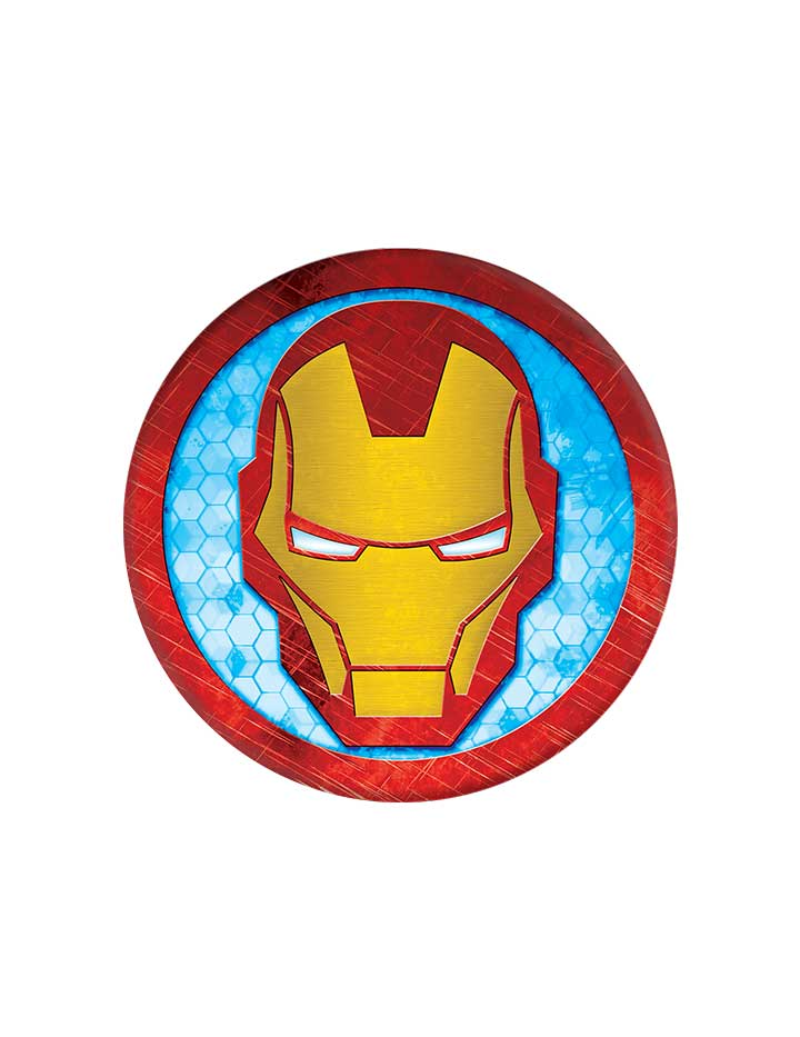 Marvel Iron Man Icon Popsocket