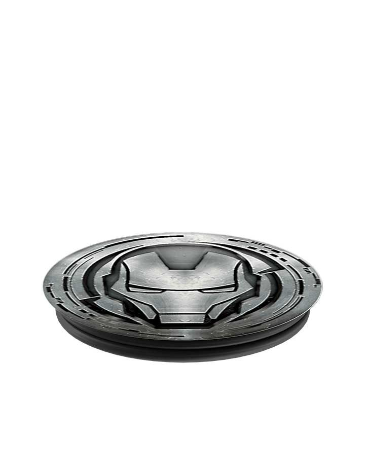 PopSocket Monochrome Iron Man Avengers Marvel Phone Grip and Stand