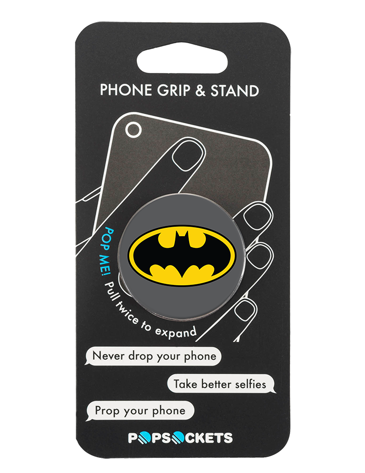 PopSocket Batman Logo DCComic Phone Grip and Stand