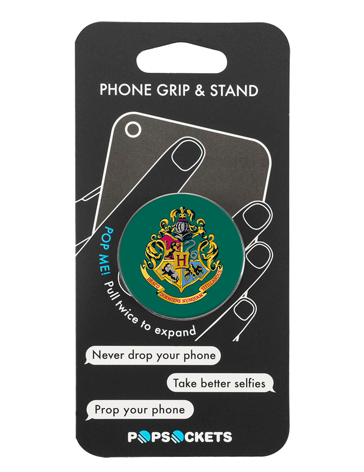 PopSocket Harry Potter Hogwarts Crest Phone Grip and Stand