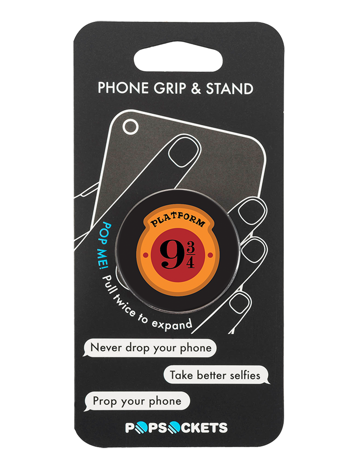 PopSocket Harry Potter Platform 934 Phone Grip and Stand