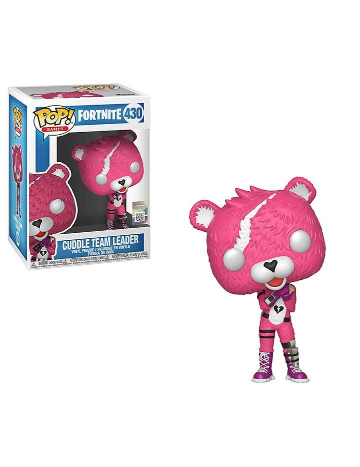 Fortnite Cuddle Team Leader Vinyl Funko Pop Figurine Collectable