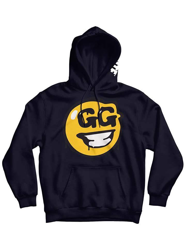 Fortnite Good Game GG Emote Navy Hoodie