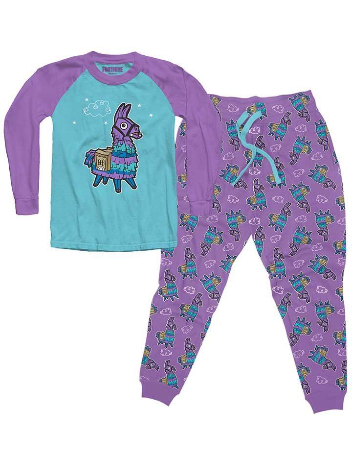 Fortnite Llama pyjamas