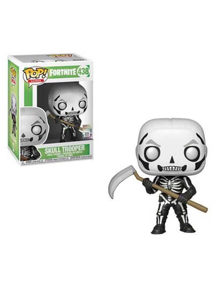 Funko Pop Skull Trooper Fortnite vinyl figurine